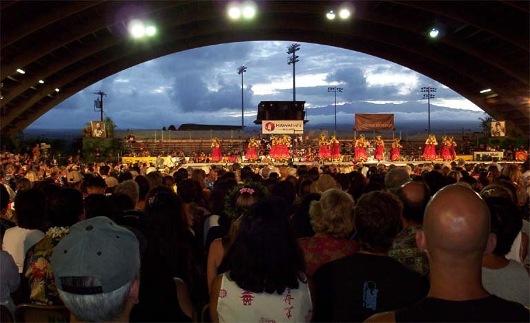 Famous the world over, Hilo's Merrie Monarch Hula Festival